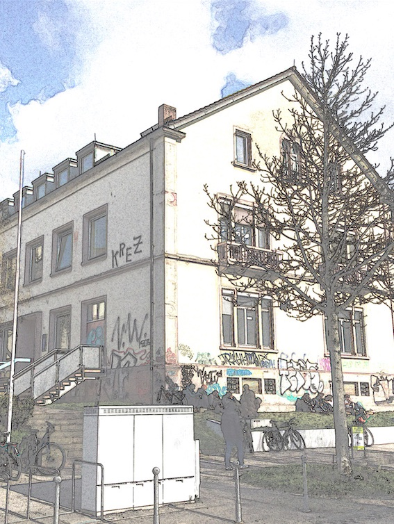 Aktuelles Foto des Hauses Wilhelmstraße 26.